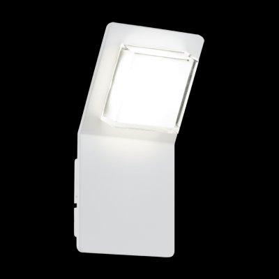 Eglo PIAS 93325 светильник уличныйНастенные<br><br><br>Тип товара: светильник уличный<br>Цветовая t, К: 3000 (теплый белый)<br>Тип лампы: LED - светодиодная<br>Тип цоколя: LED-MODUL<br>MAX мощность ламп, Вт: 2,5<br>Длина, мм: 110<br>Расстояние от стены, мм: 100<br>Высота, мм: 210<br>Цвет арматуры: белый<br>Общая мощность, Вт: 1