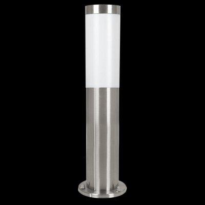 Eglo HELSINKI-LED 93329 светильник уличныйОдиночные столбы<br>Обеспечение качественного уличного освещения – важная задача для владельцев коттеджей. Компания «Светодом» предлагает современные светильники, которые порадуют Вас отличным исполнением. В нашем каталоге представлена продукция известных производителей, пользующихся популярностью благодаря высокому качеству выпускаемых товаров.   Уличный светильник Eglo 93329 не просто обеспечит качественное освещение, но и станет украшением Вашего участка. Модель выполнена из современных материалов и имеет влагозащитный корпус, благодаря которому ей не страшны осадки.   Купить уличный светильник Eglo 93329, представленный в нашем каталоге, можно с помощью онлайн-формы для заказа. Чтобы задать имеющиеся вопросы, звоните нам по указанным телефонам.<br><br>Цветовая t, К: 3000 (теплый белый)<br>Тип лампы: накаливания / энергосбережения / LED-светодиодная<br>Тип цоколя: E27-LED-G45<br>MAX мощность ламп, Вт: 4<br>Диаметр, мм мм: 75<br>Размеры основания, мм: 115<br>Высота, мм: 450<br>Оттенок (цвет): белый<br>Цвет арматуры: серебристый<br>Общая мощность, Вт: 2