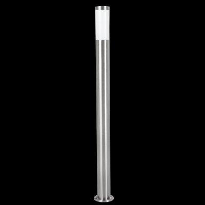 Eglo HELSINKI-LED 93331 уличные светильникиСнято с производства<br><br><br>Тип товара: уличные светильники<br>Цветовая t, К: 3000 (теплый белый)<br>Тип лампы: накаливания / энергосбережения / LED-светодиодная<br>Тип цоколя: E27-LED-G45<br>MAX мощность ламп, Вт: 1X4W<br>Диаметр, мм мм: 75<br>Размеры основания, мм: 115<br>Высота, мм: 1100<br>Оттенок (цвет): белый<br>Цвет арматуры: сталь<br>Общая мощность, Вт: 2