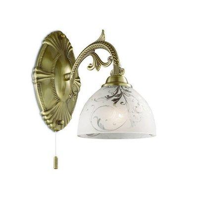 Настенно-потолочный   Brilliant 93466/58 TerezaПод заказ<br><br><br>S освещ. до, м2: 2<br>Тип лампы: накаливания / энергосбережения / LED-светодиодная<br>Тип цоколя: E27<br>Количество ламп: 1<br>Ширина, мм: 210<br>MAX мощность ламп, Вт: 40<br>Расстояние от стены, мм: 200<br>Высота, мм: 200<br>Цвет арматуры: бронза