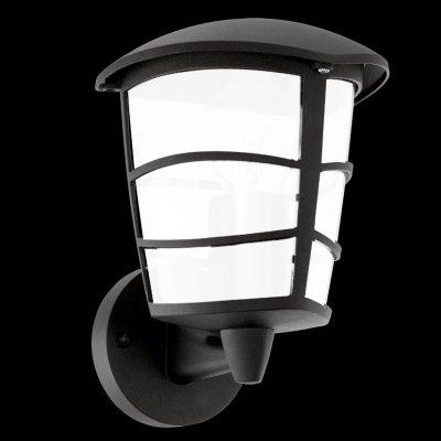 Eglo ALORIA-LED 93515 светильник уличныйНастенные<br>Обеспечение качественного уличного освещения – важная задача для владельцев коттеджей. Компания «Светодом» предлагает современные светильники, которые порадуют Вас отличным исполнением. В нашем каталоге представлена продукция известных производителей, пользующихся популярностью благодаря высокому качеству выпускаемых товаров.   Уличный светильник Eglo 93515 не просто обеспечит качественное освещение, но и станет украшением Вашего участка. Модель выполнена из современных материалов и имеет влагозащитный корпус, благодаря которому ей не страшны осадки.   Купить уличный светильник Eglo 93515, представленный в нашем каталоге, можно с помощью онлайн-формы для заказа. Чтобы задать имеющиеся вопросы, звоните нам по указанным телефонам. Мы доставим Ваш заказ не только в Москву и Екатеринбург, но и другие города.<br><br>Тип лампы: накаливания / энергосбережения / LED-светодиодная<br>Тип цоколя: GX53-LED<br>MAX мощность ламп, Вт: 7<br>Длина, мм: 170<br>Расстояние от стены, мм: 190<br>Высота, мм: 225<br>Оттенок (цвет): белый<br>Цвет арматуры: Черный<br>Общая мощность, Вт: 2