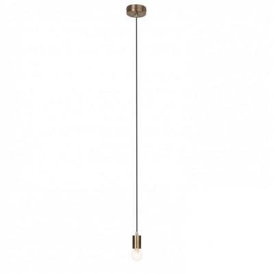 Подвесной светильник Brilliant 93552/31 CoppraОжидается<br><br><br>Тип цоколя: E27<br>Количество ламп: 1<br>MAX мощность ламп, Вт: 60<br>Цвет арматуры: антик