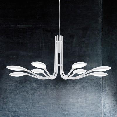 Eglo CALPO 93629 Светодиодна лстраПодвесные<br>Компани «Светодом» предлагает широкий ассортимент лстр от известных производителей. Представленные в нашем каталоге товары выполнены из современных материалов и обладат отличным качеством. Благодар широкому ассортименту Вы сможете найти у нас лстру под лбой интерьер. Мы предлагаем как классические варианты, так и современные модели, отличащиес лаконичность и простотой форм.   Стильна лстра Eglo 93629 станет украшением лбого дома. Эта модель от известного производител не оставит равнодушным ценителей красивых и оригинальных предметов интерьера. Лстра Eglo 93629 обеспечит равномерное распределение света по всей комнате. При выборе обратите внимание на характеристики, позволщие приобрести наиболее подходщу модель.   Купить понравившус лстру по доступной цене Вы можете в интернет-магазине «Светодом».<br><br>S освещ. до, м2: 14<br>Цветова t, К: 3000<br>Тип лампы: LED - светодиодна<br>Тип цокол: LED<br>Количество ламп: 8<br>MAX мощность ламп, Вт: 4,5<br>Диаметр, мм мм: 625<br>Высота, мм: 1100