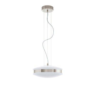 Eglo CORVOLO 93635 Светильник подвеснойОдиночные<br><br><br>Тип товара: Светильник подвесной<br>Скидка, %: 56<br>Цветовая t, К: 3000 (теплый белый)<br>Тип лампы: LED - светодиодная<br>Тип цоколя: LED<br>Количество ламп: 2<br>MAX мощность ламп, Вт: 30<br>Диаметр, мм мм: 385<br>Размеры основания, мм: 0<br>Высота, мм: 1100<br>Оттенок (цвет): белый<br>Цвет арматуры: серый<br>Общая мощность, Вт: 2X13,5W