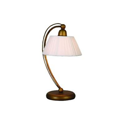 Настольная лампа Favourite 9370-1TКлассические<br><br><br>S освещ. до, м2: 4<br>Тип товара: настольная лампа<br>Скидка, %: 68<br>Тип лампы: накал-я - энергосбер-я<br>Тип цоколя: E27<br>Количество ламп: 1<br>MAX мощность ламп, Вт: 60<br>Диаметр, мм мм: 145<br>Высота, мм: 380<br>Оттенок (цвет): коричневый<br>Цвет арматуры: коричневый