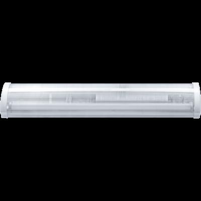 Светильник Navigator 94 587 DSO-MC1-212-IP20-LEDЛинейные светодиодные светильники<br>Светодиодный энергосберегающий светильник с интегрированными светодиодными модулями предназначен для освещения внутри помещений объектов ЖКХ, муниципальных объектов, объектов промышленной и коммерческой недвижимости.<br>Основные преимущества<br><br> Эффективные и надежные светодиоды EPISTAR (Тайвань) Ragt; 75 80 Лм/Вт<br> Специальная конструкция светодиодного модуля: <br><br>монтажная плата из алюминия и алюминиевый радиатор обеспечивают эффективный теплоотвод<br>дополнительный матовый рассеиватель, изготовленный из светотехнического поликарбоната с высокой светопропускной способностью обеспечивает распределение света идентичное линейной люминесцентной лампе<br><br><br> Рассеиватель из поликарбоната<br> Надежный драйвер с высоким КПД (PFgt; 0.8)<br> Отсутствие пульсаций светового потока<br> Срок службы 40 000 часов<br> Гарантия 3 года