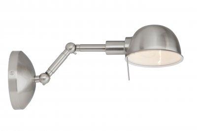 Светильник Brilliant 94014/13 SashaНа штанге<br><br><br>Тип товара: Светильник настенно-потолочный<br>Тип лампы: накаливания / энергосбережения / LED-светодиодная<br>Тип цоколя: E14<br>Ширина, мм: 118<br>MAX мощность ламп, Вт: 40<br>Высота, мм: 191