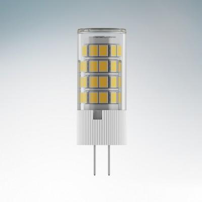 Lightstar 940412 Лампа LED 220V Т20 G4 6W=60W 492LM 360G CL 3000K 20000HКапсульные G4 12v<br>В интернет-магазине «Светодом» можно купить не только люстры и светильники, но и лампочки. В нашем каталоге представлены светодиодные, галогенные, энергосберегающие модели и лампы накаливания. В ассортименте имеются изделия разной мощности, поэтому у нас Вы сможете приобрести все необходимое для освещения. <br> Лампа Lightstar 940412 LED 220V Т20 G4 6W=60W 492LM 360G CL 3000K 20000H обеспечит отличное качество освещения. При покупке ознакомьтесь с параметрами в разделе «Характеристики», чтобы не ошибиться в выборе. Там же указано, для каких осветительных приборов Вы можете использовать лампу Lightstar 940412 LED 220V Т20 G4 6W=60W 492LM 360G CL 3000K 20000HLightstar 940412 LED 220V Т20 G4 6W=60W 492LM 360G CL 3000K 20000H. <br> Для оформления покупки воспользуйтесь «Корзиной». При наличии вопросов Вы можете позвонить нашим менеджерам по одному из контактных номеров. Мы доставляем заказы в Москву, Екатеринбург и другие города России.<br><br>Цветовая t, К: 3000<br>Тип лампы: LED<br>Тип цоколя: G4<br>MAX мощность ламп, Вт: 6<br>Диаметр, мм мм: 18<br>Высота, мм: 55