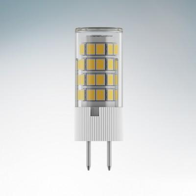 Lightstar 940432 Лампа LED 220V Т20 G5.3 6W=60W 492LM 360G CL 3000K 20000HЗеркальные MR16 - 5.3<br>В интернет-магазине «Светодом» можно купить не только люстры и светильники, но и лампочки. В нашем каталоге представлены светодиодные, галогенные, энергосберегающие модели и лампы накаливания. В ассортименте имеются изделия разной мощности, поэтому у нас Вы сможете приобрести все необходимое для освещения. <br> Лампа Lightstar 940432 LED 220V Т20 G5.3 6W=60W 492LM 360G CL 3000K 20000H обеспечит отличное качество освещения. При покупке ознакомьтесь с параметрами в разделе «Характеристики», чтобы не ошибиться в выборе. Там же указано, для каких осветительных приборов Вы можете использовать лампу Lightstar 940432 LED 220V Т20 G5.3 6W=60W 492LM 360G CL 3000K 20000HLightstar 940432 LED 220V Т20 G5.3 6W=60W 492LM 360G CL 3000K 20000H. <br> Для оформления покупки воспользуйтесь «Корзиной». При наличии вопросов Вы можете позвонить нашим менеджерам по одному из контактных номеров. Мы доставляем заказы в Москву, Екатеринбург и другие города России.<br><br>Цветовая t, К: 3000<br>Тип лампы: LED<br>Тип цоколя: G5.3<br>MAX мощность ламп, Вт: 6<br>Диаметр, мм мм: 20<br>Высота, мм: 60