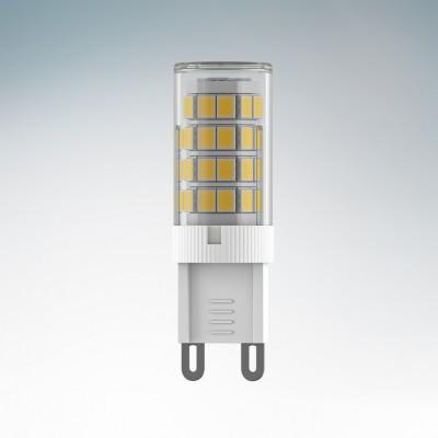 Lightstar 940454 Лампа LED 220V JC G9 6W=60W 492LM 360G CL 4200K 20000HСнято с производства<br>В интернет-магазине «Светодом» можно купить не только люстры и светильники, но и лампочки. В нашем каталоге представлены светодиодные, галогенные, энергосберегающие модели и лампы накаливания. В ассортименте имеются изделия разной мощности, поэтому у нас Вы сможете приобрести все необходимое для освещения.   Лампа Lightstar 940454 LED 220V JC G9 6W=60W 492LM 360G CL 4200K 20000H обеспечит отличное качество освещения. При покупке ознакомьтесь с параметрами в разделе «Характеристики», чтобы не ошибиться в выборе. Там же указано, для каких осветительных приборов Вы можете использовать лампу Lightstar 940454 LED 220V JC G9 6W=60W 492LM 360G CL 4200K 20000HLightstar 940454 LED 220V JC G9 6W=60W 492LM 360G CL 4200K 20000H.   Для оформления покупки воспользуйтесь «Корзиной». При наличии вопросов Вы можете позвонить нашим менеджерам по одному из контактных номеров. Мы доставляем заказы в Москву, Екатеринбург и другие города России.<br><br>Цветовая t, К: 4200<br>Тип лампы: LED<br>Тип цоколя: G9<br>MAX мощность ламп, Вт: 6<br>Диаметр, мм мм: 18<br>Высота, мм: 55