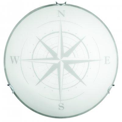 Светильник настенно-потолочный Brilliant 94056/70 BelizКруглые<br>Зачастую мы ищем идеальное освещение для своего дома и уделяем этому достаточно много времени. Так, например, если нам нужен светильник с количеством ламп - 1 и цвет плафонов должен быть - белый, серый, а материал плафонов только стекло! То нам, как вариант, подойдет модель - лампа настенная или потолочная Brilliant 94056/70.<br><br>S освещ. до, м2: 4<br>Тип лампы: накаливания / энергосбережения / LED-светодиодная<br>Тип цоколя: E27<br>Количество ламп: 1<br>MAX мощность ламп, Вт: 60<br>Диаметр, мм мм: 300<br>Цвет арматуры: серебристый