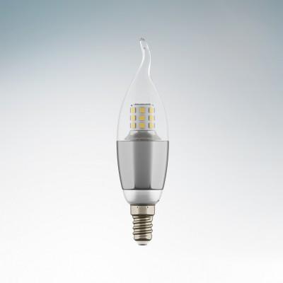 Lightstar 940642 Лампа LED 220V CA35 E14 7W=70W 460LM 60G CL/CH 3000K 20000HВ виде свечи<br><br><br>Цветовая t, К: 2800<br>Тип лампы: LED<br>Тип цоколя: E14<br>MAX мощность ламп, Вт: 7<br>Диаметр, мм мм: 35<br>Высота, мм: 135