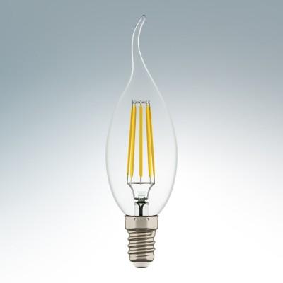 Lightstar 940662 Лампа LED 220V CA35 E14 4W=40W 350LM 360G CL 2800K 20000HВ виде свечи<br><br><br>Цветовая t, К: 2800<br>Тип лампы: LED<br>Тип цоколя: E14<br>MAX мощность ламп, Вт: 4<br>Диаметр, мм мм: 35<br>Высота, мм: 115