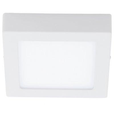 Eglo FUEVA 1 94074 Встраиваемые и накладные светильникиКвадратные<br>Настенно-потолочные светильники – это универсальные осветительные варианты, которые подходят для вертикального и горизонтального монтажа. В интернет-магазине «Светодом» Вы можете приобрести подобные модели по выгодной стоимости. В нашем каталоге представлены как бюджетные варианты, так и эксклюзивные изделия от производителей, которые уже давно заслужили доверие дизайнеров и простых покупателей.  Настенно-потолочный светильник Eglo 94074 станет прекрасным дополнением к основному освещению. Благодаря качественному исполнению и применению современных технологий при производстве эта модель будет радовать Вас своим привлекательным внешним видом долгое время. Приобрести настенно-потолочный светильник Eglo 94074 можно, находясь в любой точке России. Компания «Светодом» осуществляет доставку заказов не только по Москве и Екатеринбургу, но и в остальные города.<br><br>S освещ. до, м2: 4<br>Цветовая t, К: 4000 (белый)<br>Тип лампы: LED - светодиодная<br>Тип цоколя: LED<br>Ширина, мм: 170<br>MAX мощность ламп, Вт: 10<br>Размеры основания, мм: 0<br>Длина, мм: 170<br>Высота, мм: 35<br>Цвет арматуры: белый<br>Общая мощность, Вт: 10,88W