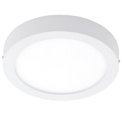Eglo FUEVA 1 94076 Встраиваемые и накладные светильникикруглые светильники<br>Настенно-потолочные светильники – это универсальные осветительные варианты, которые подходят для вертикального и горизонтального монтажа. В интернет-магазине «Светодом» Вы можете приобрести подобные модели по выгодной стоимости. В нашем каталоге представлены как бюджетные варианты, так и эксклюзивные изделия от производителей, которые уже давно заслужили доверие дизайнеров и простых покупателей.  Настенно-потолочный светильник Eglo 94076 станет прекрасным дополнением к основному освещению. Благодаря качественному исполнению и применению современных технологий при производстве эта модель будет радовать Вас своим привлекательным внешним видом долгое время. Приобрести настенно-потолочный светильник Eglo 94076 можно, находясь в любой точке России.<br><br>S освещ. до, м2: 6<br>Цветовая t, К: 4000 (белый)<br>Тип лампы: LED - светодиодная<br>Тип цоколя: LED<br>Цвет арматуры: белый<br>Диаметр, мм мм: 225<br>Размеры основания, мм: 0<br>Высота, мм: 35<br>MAX мощность ламп, Вт: 16<br>Общая мощность, Вт: 16,48W
