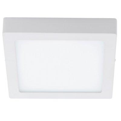 Eglo FUEVA 1 94078 Встраиваемые и накладные светильникиКвадратные<br>Настенно-потолочные светильники – это универсальные осветительные варианты, которые подходят для вертикального и горизонтального монтажа. В интернет-магазине «Светодом» Вы можете приобрести подобные модели по выгодной стоимости. В нашем каталоге представлены как бюджетные варианты, так и эксклюзивные изделия от производителей, которые уже давно заслужили доверие дизайнеров и простых покупателей.  Настенно-потолочный светильник Eglo 94078 станет прекрасным дополнением к основному освещению. Благодаря качественному исполнению и применению современных технологий при производстве эта модель будет радовать Вас своим привлекательным внешним видом долгое время. Приобрести настенно-потолочный светильник Eglo 94078 можно, находясь в любой точке России.<br><br>S освещ. до, м2: 6<br>Цветовая t, К: 4000 (белый)<br>Тип лампы: LED - светодиодная<br>Тип цоколя: LED<br>Цвет арматуры: белый<br>Ширина, мм: 225<br>Размеры основания, мм: 0<br>Длина, мм: 225<br>Высота, мм: 35<br>MAX мощность ламп, Вт: 16<br>Общая мощность, Вт: 16,44W