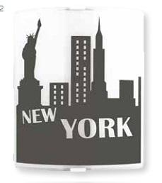 Светильник бра настенный Brilliant 94080/76 Town Нью-ЙоркНакладные<br>Зачастую мы ищем идеальное освещение для своего дома и уделяем этому достаточно много времени. Так, например, если нам нужен светильник с количеством ламп - 1 и цвет плафонов должен быть - белый, черный, а материал плафонов только стекло! То нам, как вариант, подойдет модель - лампа настенная Brilliant 94080/76.<br><br>S освещ. до, м2: 4<br>Тип товара: Светильник настенно-потолочный<br>Тип лампы: накаливания / энергосбережения / LED-светодиодная<br>Тип цоколя: E27<br>Количество ламп: 1<br>Ширина, мм: 215<br>MAX мощность ламп, Вт: 60<br>Высота, мм: 260<br>Цвет арматуры: серебристый