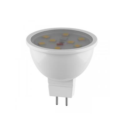 Светодиодная лампа Lightstar 940902Лампы gu5.3<br>Тип: Светодиодная лампа; Напряжение (V): 220; Тип колбы: ; Цоколь: G5.3 ; Мощность (W): 3; Эквивалентная мощность лампы накаливания (W): 35; Световой поток: 240LM; Угол рассеивания (G): 120; Особенности (Опции): ; Цветопередача: ; Цветовая температура (К): 2800; Срок службы (Ч): 20000; Диммируемость: ;<br><br>Цветовая t, К: 3000<br>Тип лампы: LED - светодиодная<br>Тип цоколя: G5.3<br>Диаметр, мм мм: 35<br>Высота полная, мм: 50<br>MAX мощность ламп, Вт: 3<br>Общая мощность, Вт: 35