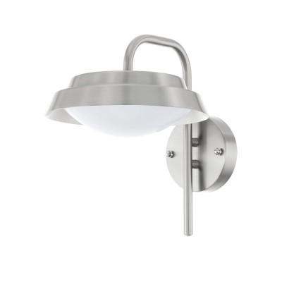 Eglo ARIOLLA 94122 светильник уличныйНастенные<br>Обеспечение качественного уличного освещения – важная задача для владельцев коттеджей. Компания «Светодом» предлагает современные светильники, которые порадуют Вас отличным исполнением. В нашем каталоге представлена продукция известных производителей, пользующихся популярностью благодаря высокому качеству выпускаемых товаров.   Уличный светильник Eglo ARIOLLA 94122 уличный не просто обеспечит качественное освещение, но и станет украшением Вашего участка. Модель выполнена из современных материалов и имеет влагозащитный корпус, благодаря которому ей не страшны осадки.   Купить уличный светильник Eglo ARIOLLA 94122 уличный, представленный в нашем каталоге, можно с помощью онлайн-формы для заказа. Чтобы задать имеющиеся вопросы, звоните нам по указанным телефонам. Мы доставим Ваш заказ не только в Москву и Екатеринбург, но и другие города.<br><br>Цветовая t, К: 3000 (теплый белый)<br>Тип лампы: LED - светодиодная<br>Тип цоколя: LED-MODUL<br>Количество ламп: 3<br>MAX мощность ламп, Вт: 3X2,5<br>Длина, мм: 215<br>Расстояние от стены, мм: 280<br>Высота, мм: 275<br>Оттенок (цвет): белый<br>Цвет арматуры: серебристый<br>Общая мощность, Вт: 1