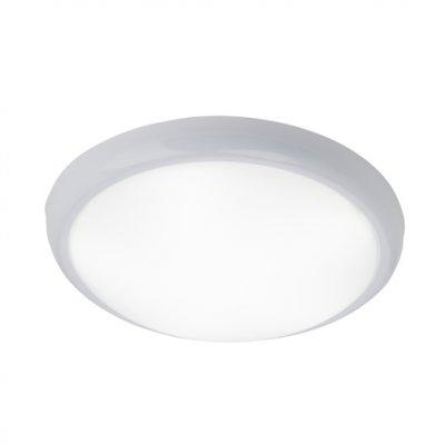 Светильник настенно-потолочный Brilliant G94131/05 Vigor LEDКруглые<br>Зачастую мы ищем идеальное освещение для своего дома и уделяем этому достаточно много времени. Так, например, если нам нужен светильник с количеством ламп - 1 и цвет плафонов должен быть - , а материал плафонов только пластик! То нам, как вариант, подойдет модель - лампа потолочная или настенная Brilliant G94131/05.<br><br>S освещ. до, м2: 6<br>Тип лампы: LED - светодиодная<br>Тип цоколя: LED<br>Цвет арматуры: белый<br>Количество ламп: 1<br>Диаметр, мм мм: 330<br>Высота, мм: 70<br>MAX мощность ламп, Вт: 15