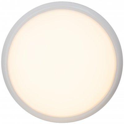 Светильник Brilliant G94141/05 VigorКруглые<br>Настенно-потолочные светильники – это универсальные осветительные варианты, которые подходят для вертикального и горизонтального монтажа. В интернет-магазине «Светодом» Вы можете приобрести подобные модели по выгодной стоимости. В нашем каталоге представлены как бюджетные варианты, так и эксклюзивные изделия от производителей, которые уже давно заслужили доверие дизайнеров и простых покупателей.  Настенно-потолочный светильник Brilliant G94141/05 станет прекрасным дополнением к основному освещению. Благодаря качественному исполнению и применению современных технологий при производстве эта модель будет радовать Вас своим привлекательным внешним видом долгое время.  Приобрести настенно-потолочный светильник Brilliant G94141/05 можно, находясь в любой точке России.<br><br>S освещ. до, м2: 6<br>Тип лампы: LED - светодиодная<br>Тип цоколя: LED<br>Количество ламп: 1<br>MAX мощность ламп, Вт: 15<br>Диаметр, мм мм: 330<br>Высота, мм: 70