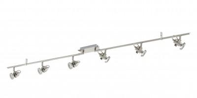 Eglo TUKON 3 94148 СветильникБолее 5 ламп<br>Светильники-споты – это оригинальные изделия с современным дизайном. Они позволяют не ограничивать свою фантазию при выборе освещения для интерьера. Такие модели обеспечивают достаточно качественный свет. Благодаря компактным размерам Вы можете использовать несколько спотов для одного помещения.  Интернет-магазин «Светодом» предлагает необычный светильник-спот Eglo 94148 по привлекательной цене. Эта модель станет отличным дополнением к люстре, выполненной в том же стиле. Перед оформлением заказа изучите характеристики изделия.  Купить светильник-спот Eglo 94148 в нашем онлайн-магазине Вы можете либо с помощью формы на сайте, либо по указанным выше телефонам. Обратите внимание, что у нас склады не только в Москве и Екатеринбурге, но и других городах России.<br><br>S освещ. до, м2: 8<br>Тип цоколя: GU10<br>Цвет арматуры: серый<br>Ширина, мм: 70<br>Размеры основания, мм: 0<br>Длина, мм: 1570<br>Общая мощность, Вт: 6X3,3W