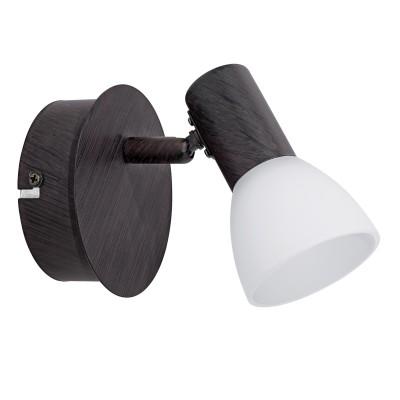 Eglo DAKAR 5 94151 Настенно-потолочные светильникиОдиночные<br>Светильники-споты – это оригинальные изделия с современным дизайном. Они позволяют не ограничивать свою фантазию при выборе освещения для интерьера. Такие модели обеспечивают достаточно качественный свет. Благодаря компактным размерам Вы можете использовать несколько спотов для одного помещения. <br>Интернет-магазин «Светодом» предлагает необычный светильник-спот Eglo 94151 по привлекательной цене. Эта модель станет отличным дополнением к люстре, выполненной в том же стиле. Перед оформлением заказа изучите характеристики изделия. <br>Купить светильник-спот Eglo 94151 в нашем онлайн-магазине Вы можете либо с помощью формы на сайте, либо по указанным выше телефонам. Обратите внимание, что мы предлагаем доставку не только по Москве и Екатеринбургу, но и всем остальным российским городам.<br><br>Цветовая t, К: 3000 (теплый белый)<br>Тип цоколя: LED<br>Диаметр, мм мм: 125<br>Размеры основания, мм: 0<br>Оттенок (цвет): белое покрытие<br>Цвет арматуры: коричневый<br>Общая мощность, Вт: 1X3,3W