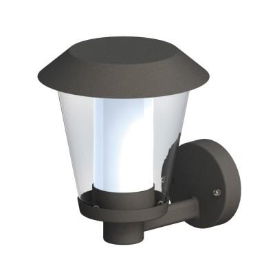 Eglo PATERнет 94214 светильник уличныйНастенные<br>Обеспечение качественного уличного освещения – важная задача для владельцев коттеджей. Компания «Светодом» предлагает современные светильники, которые порадуют Вас отличным исполнением. В нашем каталоге представлена продукция известных производителей, пользующихся популярностью благодаря высокому качеству выпускаемых товаров.   Уличный светильник Eglo PATERнет 94214 уличный не просто обеспечит качественное освещение, но и станет украшением Вашего участка. Модель выполнена из современных материалов и имеет влагозащитный корпус, благодаря которому ей не страшны осадки.   Купить уличный светильник Eglo PATERнет 94214 уличный, представленный в нашем каталоге, можно с помощью онлайн-формы для заказа. Чтобы задать имеющиеся вопросы, звоните нам по указанным телефонам.<br><br>Цветовая t, К: 3000 (теплый белый)<br>Тип лампы: LED - светодиодная<br>Тип цоколя: LED-MODUL<br>Количество ламп: 1<br>MAX мощность ламп, Вт: 3,7<br>Длина, мм: 190<br>Расстояние от стены, мм: 241<br>Высота, мм: 230<br>Оттенок (цвет): прозрачный, белый<br>Цвет арматуры: черный<br>Общая мощность, Вт: 1