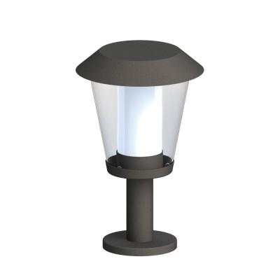 Eglo PATERнет 94216 светильник уличныйФонари на опору<br>Обеспечение качественного уличного освещения – важная задача для владельцев коттеджей. Компания «Светодом» предлагает современные светильники, которые порадуют Вас отличным исполнением. В нашем каталоге представлена продукция известных производителей, пользующихся популярностью благодаря высокому качеству выпускаемых товаров.   Уличный светильник Eglo PATERнет 94216 уличный не просто обеспечит качественное освещение, но и станет украшением Вашего участка. Модель выполнена из современных материалов и имеет влагозащитный корпус, благодаря которому ей не страшны осадки.   Купить уличный светильник Eglo PATERнет 94216 уличный, представленный в нашем каталоге, можно с помощью онлайн-формы для заказа. Чтобы задать имеющиеся вопросы, звоните нам по указанным телефонам. Мы доставим Ваш заказ не только в Москву и Екатеринбург, но и другие города.<br><br>Цветовая t, К: 3000 (теплый белый)<br>Тип лампы: LED - светодиодная<br>Тип цоколя: LED-MODUL<br>Количество ламп: 1<br>MAX мощность ламп, Вт: 3,7<br>Диаметр, мм мм: 190<br>Высота, мм: 300<br>Оттенок (цвет): прозрачный, белый<br>Цвет арматуры: черный<br>Общая мощность, Вт: 1