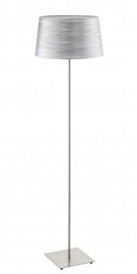 Eglo FONSEA 94312 Торшер напольныйСовременные<br>Торшер – это не просто функциональный предмет интерьера, позволяющий обеспечить дополнительное освещение, но и оригинальный декоративный элемент. Интернет-магазин «Светодом» предлагает стильные модели от известных производителей по доступным ценам. У нас Вы найдете и классические напольные светильники, и современные варианты.   Торшер 94312 Eglo сразу же привлекает внимание благодаря своему необычному дизайну. Модель выполнена из качественных материалов, что обеспечит ее надежную и долговечную работу. Такой напольный светильник можно использовать для интерьера не только гостиной, но и спальни или кабинета.   Купить торшер 94312 Eglo по выгодной стоимости Вы можете с помощью нашего сайта. У нас склады в Москве, Екатеринбурге, Санкт-Петербурге, Новосибирске и другим городам России.<br><br>Тип лампы: Накаливания / энергосбережения / светодиодная<br>Тип цоколя: E27<br>Диаметр, мм мм: 375<br>Размеры основания, мм: 230 / 230<br>Высота, мм: 1445<br>Оттенок (цвет): серебряный<br>Цвет арматуры: серый<br>Общая мощность, Вт: 1X60W