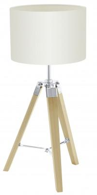 Eglo LANTADA 94323 Настольная лампаСовременные<br>Настольная лампа – это не просто источник дополнительного освещения, но и оригинальный элемент декора. Его можно установить в спальне, гостиной, кабинете и других комнатах. Интернет-магазин «Светодом» предлагает настольные лампы разных стилей по доступным ценам. Благодаря большому ассортименту Вы обязательно найдете в нашем каталоге именно ту модель, которую искали. <br> Настольная лампа Eglo 94323 – прекрасный вариант для завершения интерьера. Ее можно включить одновременно с люстрой для более яркого освещения или без нее для создания уютной атмосферы, настраивающей на отдых. <br> Купить настольную лампу Eglo 94323 Вы можете с помощью виртуальной «Корзины» или по контактным номерам, указанным на сайте.<br><br>Тип цоколя: E27<br>Цвет арматуры: коричневый<br>Диаметр, мм мм: 285<br>Размеры основания, мм: 0<br>Высота, мм: 680<br>Оттенок (цвет): бежевый<br>Общая мощность, Вт: 1X60W