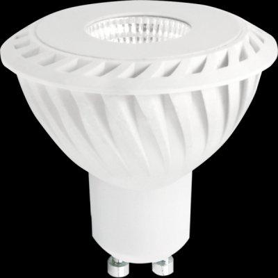 Светодиодная лампа Navigator 94 352 NLL-PAR16-7-230-3K-GU10-60DЗеркальные Gu10<br>Navigator NLL-MR(PAR)16-5(7)-60D – светодиодные энергосберегающие лампы направленного света.  Светодиодные лампы повторяют форму и размеры стандартных галогенных ламп MR16 и PAR16 и идеально подходят к любому светильнику, в котором используются данные типы ламп.   Высокоэффективные планарные светодиоды Epistar изготовленные по технологии Chip-On-Board. Ragt 80 75 лм/Вт  Цилиндрический радиатор, состоящий из композитного материала на основе алюминия и пластика, способствует более эффективному снижению температуры внутри лампы и, как следствие, увеличению ее срока службы  Высокоэффективный драйвер, построенный на интегральной микросхеме, обеспечивает стабильную работу при широком диапазоне входных напряжений (170–260 В)  Срок службы 30 000 часов<br><br>Цветовая t, К: WW - теплый белый 2700-3000 К<br>Тип лампы: LED - светодиодная<br>Тип цоколя: GU10<br>Диаметр, мм мм: 50<br>Высота, мм: 57<br>MAX мощность ламп, Вт: 7