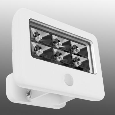 Eglo GAVELLO 94399 светильник уличныйНастенные<br>Обеспечение качественного уличного освещения – важная задача для владельцев коттеджей. Компания «Светодом» предлагает современные светильники, которые порадуют Вас отличным исполнением. В нашем каталоге представлена продукция известных производителей, пользующихся популярностью благодаря высокому качеству выпускаемых товаров.   Уличный светильник Eglo 94399 не просто обеспечит качественное освещение, но и станет украшением Вашего участка. Модель выполнена из современных материалов и имеет влагозащитный корпус, благодаря которому ей не страшны осадки.   Купить уличный светильник Eglo 94399, представленный в нашем каталоге, можно с помощью онлайн-формы для заказа. Чтобы задать имеющиеся вопросы, звоните нам по указанным телефонам.<br><br>Цветовая t, К: 4000 (белый)<br>Тип лампы: LED<br>Тип цоколя: LED<br>Цвет арматуры: белый<br>Длина, мм: 125<br>Расстояние от стены, мм: 60<br>Высота, мм: 90<br>Оттенок (цвет): прозрачный<br>MAX мощность ламп, Вт: 0,5<br>Общая мощность, Вт: 51