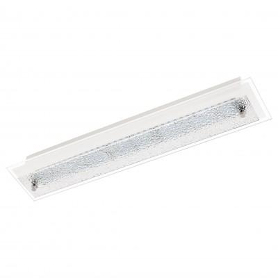 Eglo PRIOLA 94451 Настенно-потолочные светильникидлинные настенно-потолочные светильники<br>Настенно-потолочные светильники – это универсальные осветительные варианты, которые подходят для вертикального и горизонтального монтажа. В интернет-магазине «Светодом» Вы можете приобрести подобные модели по выгодной стоимости. В нашем каталоге представлены как бюджетные варианты, так и эксклюзивные изделия от производителей, которые уже давно заслужили доверие дизайнеров и простых покупателей.  Настенно-потолочный светильник Eglo 94451 станет прекрасным дополнением к основному освещению. Благодаря качественному исполнению и применению современных технологий при производстве эта модель будет радовать Вас своим привлекательным внешним видом долгое время. Приобрести настенно-потолочный светильник Eglo 94451 можно, находясь в любой точке России.<br><br>S освещ. до, м2: 4<br>Цветовая t, К: 4000 (белый)<br>Тип цоколя: LED<br>Цвет арматуры: белый<br>Количество ламп: 2<br>Ширина, мм: 90<br>Размеры основания, мм: 0<br>Длина, мм: 450<br>Расстояние от стены, мм: 65<br>Оттенок (цвет): белый<br>MAX мощность ламп, Вт: 4,5<br>Общая мощность, Вт: 2X4,5W