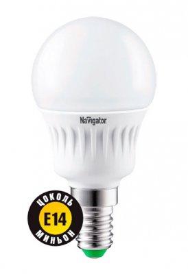 Лампа Navigator 94 466 NLL-G45-7-230-2.7K-E14Светодиодные лампы для люстр в виде шарика<br>В интернет-магазине «Светодом» можно купить не только люстры и светильники, но и лампочки. В нашем каталоге представлены светодиодные, галогенные, энергосберегающие модели и лампы накаливания. В ассортименте имеются изделия разной мощности, поэтому у нас Вы сможете приобрести все необходимое для освещения.   Лампа Navigator 94 466 NLL-G45-7-230-2.7K-E14 обеспечит отличное качество освещения. При покупке ознакомьтесь с параметрами в разделе «Характеристики», чтобы не ошибиться в выборе. Там же указано, для каких осветительных приборов Вы можете использовать лампу Navigator 94 466 NLL-G45-7-230-2.7K-E14Navigator 94 466 NLL-G45-7-230-2.7K-E14.   Для оформления покупки воспользуйтесь «Корзиной». При наличии вопросов Вы можете позвонить нашим менеджерам по одному из контактных номеров. Мы доставляем заказы в Москву, Екатеринбург и другие города России.
