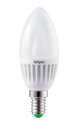 Лампа Navigator 94 491 NLL-C37-7-230-2.7K-E14-FRВ виде свечи<br>В интернет-магазине «Светодом» можно купить не только люстры и светильники, но и лампочки. В нашем каталоге представлены светодиодные, галогенные, энергосберегающие модели и лампы накаливания. В ассортименте имеются изделия разной мощности, поэтому у нас Вы сможете приобрести все необходимое для освещения.   Лампа Navigator 94 491 NLL-C37-7-230-2.7K-E14-FR обеспечит отличное качество освещения. При покупке ознакомьтесь с параметрами в разделе «Характеристики», чтобы не ошибиться в выборе. Там же указано, для каких осветительных приборов Вы можете использовать лампу Navigator 94 491 NLL-C37-7-230-2.7K-E14-FRNavigator 94 491 NLL-C37-7-230-2.7K-E14-FR.   Для оформления покупки воспользуйтесь «Корзиной». При наличии вопросов Вы можете позвонить нашим менеджерам по одному из контактных номеров. Мы доставляем заказы в Москву, Екатеринбург и другие города России.<br><br>Тип товара: Лампа светодиодная NLL LED<br>Скидка, %: 5<br>Цветовая t, К: WW - теплый белый 2700-3000 К<br>Тип лампы: LED - светодиодная<br>Тип цоколя: E14<br>MAX мощность ламп, Вт: 7<br>Диаметр, мм мм: 37<br>Длина, мм: 104