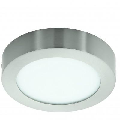 Eglo FUEVA 1 94523 Встраиваемые и накладные светильникиКруглые LED<br>Встраиваемые светильники – популярное осветительное оборудование, которое можно использовать в качестве основного источника или в дополнение к люстре. Они позволяют создать нужную атмосферу атмосферу и привнести в интерьер уют и комфорт.   Интернет-магазин «Светодом» предлагает стильный встраиваемый светильник Eglo 94523. Данная модель достаточно универсальна, поэтому подойдет практически под любой интерьер. Перед покупкой не забудьте ознакомиться с техническими параметрами, чтобы узнать тип цоколя, площадь освещения и другие важные характеристики.   Приобрести встраиваемый светильник Eglo 94523 в нашем онлайн-магазине Вы можете либо с помощью «Корзины», либо по контактным номерам. Мы развозим заказы по Москве, Екатеринбургу и остальным российским городам.<br><br>Цветовая t, К: 3000 (теплый белый)<br>Тип цоколя: LED<br>Диаметр, мм мм: 170<br>Размеры основания, мм: 0<br>Высота, мм: 35<br>Цвет арматуры: серебристый<br>Общая мощность, Вт: 10,95W