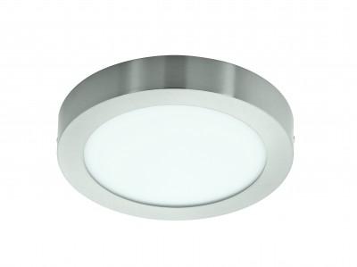 Eglo FUEVA 1 94527 Настенно-потолочный светильникКруглые<br>Настенно-потолочные светильники – это универсальные осветительные варианты, которые подходят для вертикального и горизонтального монтажа. В интернет-магазине «Светодом» Вы можете приобрести подобные модели по выгодной стоимости. В нашем каталоге представлены как бюджетные варианты, так и эксклюзивные изделия от производителей, которые уже давно заслужили доверие дизайнеров и простых покупателей.  Настенно-потолочный светильник Eglo 94527 станет прекрасным дополнением к основному освещению. Благодаря качественному исполнению и применению современных технологий при производстве эта модель будет радовать Вас своим привлекательным внешним видом долгое время. Приобрести настенно-потолочный светильник Eglo 94527 можно, находясь в любой точке России. Компания «Светодом» осуществляет доставку заказов не только по Москве и Екатеринбургу, но и в остальные города.<br><br>S освещ. до, м2: 9<br>Цветовая t, К: 3000 (теплый белый)<br>Тип цоколя: LED<br>Количество ламп: 1<br>MAX мощность ламп, Вт: 22<br>Диаметр, мм мм: 300<br>Размеры основания, мм: 0<br>Высота, мм: 40<br>Цвет арматуры: серебристый<br>Общая мощность, Вт: 22W