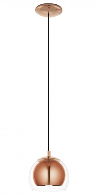 Eglo ROCAMAR 94589 Светильник подвеснойОдиночные<br>Подвесной светильник – это универсальный вариант, подходящий для любой комнаты. Сегодня производители предлагают огромный выбор таких моделей по самым разным ценам. В каталоге интернет-магазина «Светодом» мы собрали большое количество интересных и оригинальных светильников по выгодной стоимости. Вы можете приобрести их в Москве, Екатеринбурге и любом другом городе России.  Подвесной светильник Eglo 94589 сразу же привлечет внимание Ваших гостей благодаря стильному исполнению. Благородный дизайн позволит использовать эту модель практически в любом интерьере. Она обеспечит достаточно света и при этом легко монтируется. Чтобы купить подвесной светильник Eglo 94589, воспользуйтесь формой на нашем сайте или позвоните менеджерам интернет-магазина.<br><br>S освещ. до, м2: 3<br>Тип цоколя: E27<br>Количество ламп: 1<br>MAX мощность ламп, Вт: 60<br>Диаметр, мм мм: 190<br>Размеры основания, мм: 0<br>Высота, мм: 1100<br>Оттенок (цвет): прозрачный<br>Цвет арматуры: желтый<br>Общая мощность, Вт: 1X60W