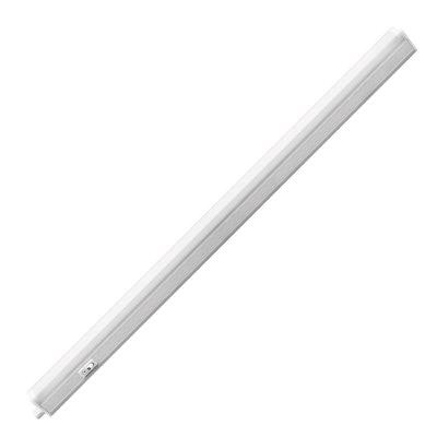 Светодиодный светильник Navigator 94 590 NEL-P-7-4K-LEDСветодиодные LED<br>Светильник NEL-Р-LED является энергоэффективной заменой линейных люминесцентных светильников и предназначен для подсветки внутренних пространств в жилых, офисных и коммерческих помещениях.<br><br> Компактный размер <br> Степень защиты IP33, что позволяет использовать светильник в помещениях с повышенной влажностью <br> Выключатель на корпусе <br> Безопасность использования (2-ой класс защиты рабочей изоляции) <br> Удобство подключения с возможностью как гибкого, так и жесткого соединения (стык в стык) светильников в линию <br> Высокая эффективность светодиодов 80 Лм/Вт <br> Высокий коэффициент цветопередачи Ra gt;  0,75 <br> Надёжный драйвер с коэффициентом мощности gt;  0.6 <br> Срок службы 30000 часов.<br><br>Тип товара: Светильник NEL LED<br>Тип лампы: LED<br>Ширина, мм: 23<br>Длина, мм: 563<br>Высота, мм: 33