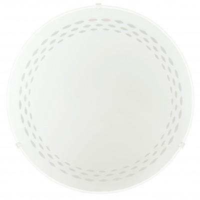 Eglo LED TWISTER 94595 Настенно-потолочный светильникКруглые<br>Настенно-потолочные светильники – это универсальные осветительные варианты, которые подходят для вертикального и горизонтального монтажа. В интернет-магазине «Светодом» Вы можете приобрести подобные модели по выгодной стоимости. В нашем каталоге представлены как бюджетные варианты, так и эксклюзивные изделия от производителей, которые уже давно заслужили доверие дизайнеров и простых покупателей.  Настенно-потолочный светильник Eglo 94595 станет прекрасным дополнением к основному освещению. Благодаря качественному исполнению и применению современных технологий при производстве эта модель будет радовать Вас своим привлекательным внешним видом долгое время. Приобрести настенно-потолочный светильник Eglo 94595 можно, находясь в любой точке России. Компания «Светодом» осуществляет доставку заказов не только по Москве и Екатеринбургу, но и в остальные города.<br><br>S освещ. до, м2: 3<br>Цветовая t, К: 3000 (теплый белый)<br>Тип цоколя: LED<br>Количество ламп: 1<br>MAX мощность ламп, Вт: 8,2<br>Диаметр, мм мм: 250<br>Размеры основания, мм: 0<br>Расстояние от стены, мм: 80<br>Оттенок (цвет): дизайн линии<br>Цвет арматуры: белый<br>Общая мощность, Вт: 8,2W