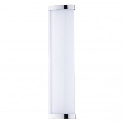 Eglo GITA 2 94712 светильник для ванной комнаты и зеркалДекоративные<br>Настенно-потолочные светильники – это универсальные осветительные варианты, которые подходят для вертикального и горизонтального монтажа. В интернет-магазине «Светодом» Вы можете приобрести подобные модели по выгодной стоимости. В нашем каталоге представлены как бюджетные варианты, так и эксклюзивные изделия от производителей, которые уже давно заслужили доверие дизайнеров и простых покупателей. <br>Настенно-потолочный светильник Eglo 94712 станет прекрасным дополнением к основному освещению. Благодаря качественному исполнению и применению современных технологий при производстве эта модель будет радовать Вас своим привлекательным внешним видом долгое время. <br>Приобрести настенно-потолочный светильник Eglo 94712 можно, находясь в любой точке России.<br><br>S освещ. до, м2: 3<br>Цветовая t, К: 4000 (белый)<br>Тип цоколя: LED<br>Цвет арматуры: серебристый<br>Количество ламп: 1<br>Ширина, мм: 75<br>Размеры основания, мм: 0<br>Длина, мм: 350<br>Высота, мм: 75<br>Оттенок (цвет): белый<br>MAX мощность ламп, Вт: 8,3<br>Общая мощность, Вт: 8W