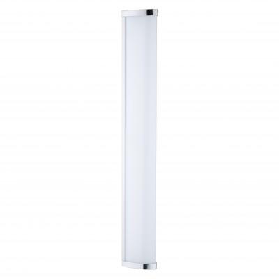 Eglo GITA 2 94713 Светильники для ванной комнаты и зеркалдлинные настенно-потолочные светильники<br>Настенно-потолочные светильники – это универсальные осветительные варианты, которые подходят для вертикального и горизонтального монтажа. В интернет-магазине «Светодом» Вы можете приобрести подобные модели по выгодной стоимости. В нашем каталоге представлены как бюджетные варианты, так и эксклюзивные изделия от производителей, которые уже давно заслужили доверие дизайнеров и простых покупателей. <br>Настенно-потолочный светильник Eglo 94713 станет прекрасным дополнением к основному освещению. Благодаря качественному исполнению и применению современных технологий при производстве эта модель будет радовать Вас своим привлекательным внешним видом долгое время. <br>Приобрести настенно-потолочный светильник Eglo 94713 можно, находясь в любой точке России.<br><br>S освещ. до, м2: 6<br>Цветовая t, К: 4000 (белый)<br>Тип цоколя: LED<br>Цвет арматуры: серебристый<br>Количество ламп: 1<br>Ширина, мм: 75<br>Размеры основания, мм: 0<br>Длина, мм: 600<br>Высота, мм: 75<br>Оттенок (цвет): белый<br>MAX мощность ламп, Вт: 16<br>Общая мощность, Вт: 16W