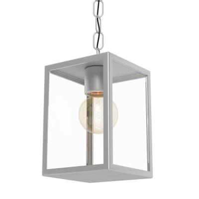 Eglo ALAMONTE 94786 светильник уличныйПодвесные<br><br><br>Тип товара: светильник уличный<br>Скидка, %: 15<br>Тип лампы: Накаливания / энергосбережения / светодиодная<br>Тип цоколя: E27<br>Ширина, мм: 150<br>MAX мощность ламп, Вт: 60<br>Длина, мм: 150<br>Высота, мм: 1285<br>Оттенок (цвет): прозрачный<br>Цвет арматуры: серебристый<br>Общая мощность, Вт: 2