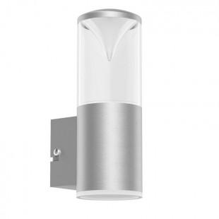 Eglo PENALVA 94811 светильник уличныйНастенные<br>Обеспечение качественного уличного освещения – важная задача для владельцев коттеджей. Компания «Светодом» предлагает современные светильники, которые порадуют Вас отличным исполнением. В нашем каталоге представлена продукция известных производителей, пользующихся популярностью благодаря высокому качеству выпускаемых товаров.   Уличный светильник Eglo 94811 не просто обеспечит качественное освещение, но и станет украшением Вашего участка. Модель выполнена из современных материалов и имеет влагозащитный корпус, благодаря которому ей не страшны осадки.   Купить уличный светильник Eglo 94811, представленный в нашем каталоге, можно с помощью онлайн-формы для заказа. Чтобы задать имеющиеся вопросы, звоните нам по указанным телефонам.<br><br>Цветовая t, К: 3000 (теплый белый)<br>Тип лампы: LED<br>Тип цоколя: LED-MODUL<br>Количество ламп: 2<br>MAX мощность ламп, Вт: 3,7<br>Длина, мм: 75<br>Расстояние от стены, мм: 110<br>Высота, мм: 225<br>Оттенок (цвет): прозрачный, белый<br>Цвет арматуры: серебристый<br>Общая мощность, Вт: 1