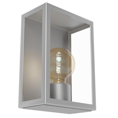 Eglo ALAMONTE 94827 светильник уличныйНастенные<br>Обеспечение качественного уличного освещения – важная задача для владельцев коттеджей. Компания «Светодом» предлагает современные светильники, которые порадуют Вас отличным исполнением. В нашем каталоге представлена продукция известных производителей, пользующихся популярностью благодаря высокому качеству выпускаемых товаров.   Уличный светильник Eglo 94827 не просто обеспечит качественное освещение, но и станет украшением Вашего участка. Модель выполнена из современных материалов и имеет влагозащитный корпус, благодаря которому ей не страшны осадки.   Купить уличный светильник Eglo 94827, представленный в нашем каталоге, можно с помощью онлайн-формы для заказа. Чтобы задать имеющиеся вопросы, звоните нам по указанным телефонам. Мы доставим Ваш заказ не только в Москву и Екатеринбург, но и другие города.<br><br>Тип лампы: Накаливания / энергосбережения / светодиодная<br>Тип цоколя: E27<br>MAX мощность ламп, Вт: 60<br>Длина, мм: 170<br>Расстояние от стены, мм: 100<br>Высота, мм: 260<br>Оттенок (цвет): прозрачный<br>Цвет арматуры: серебристый<br>Общая мощность, Вт: 2