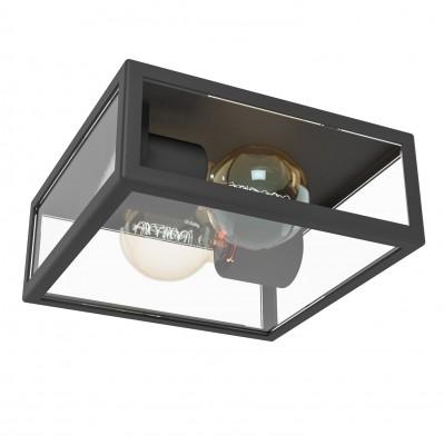 Eglo ALAMONTE 1 94832 светильник уличныйНастенные<br>Обеспечение качественного уличного освещения – важная задача для владельцев коттеджей. Компания «Светодом» предлагает современные светильники, которые порадуют Вас отличным исполнением. В нашем каталоге представлена продукция известных производителей, пользующихся популярностью благодаря высокому качеству выпускаемых товаров.   Уличный светильник Eglo 94832 не просто обеспечит качественное освещение, но и станет украшением Вашего участка. Модель выполнена из современных материалов и имеет влагозащитный корпус, благодаря которому ей не страшны осадки.   Купить уличный светильник Eglo 94832, представленный в нашем каталоге, можно с помощью онлайн-формы для заказа. Чтобы задать имеющиеся вопросы, звоните нам по указанным телефонам.<br><br>Тип лампы: Накаливания / энергосбережения / светодиодная<br>Тип цоколя: E27<br>MAX мощность ламп, Вт: 2X60<br>Длина, мм: 290<br>Расстояние от стены, мм: 130<br>Высота, мм: 290<br>Оттенок (цвет): прозрачный<br>Цвет арматуры: черный<br>Общая мощность, Вт: 2