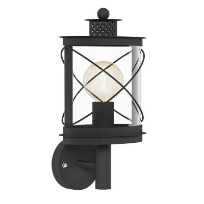 Eglo HILBURN 94842 светильник уличныйНастенные<br>Обеспечение качественного уличного освещения – важная задача для владельцев коттеджей. Компания «Светодом» предлагает современные светильники, которые порадуют Вас отличным исполнением. В нашем каталоге представлена продукция известных производителей, пользующихся популярностью благодаря высокому качеству выпускаемых товаров.   Уличный светильник Eglo 94842 не просто обеспечит качественное освещение, но и станет украшением Вашего участка. Модель выполнена из современных материалов и имеет влагозащитный корпус, благодаря которому ей не страшны осадки.   Купить уличный светильник Eglo 94842, представленный в нашем каталоге, можно с помощью онлайн-формы для заказа. Чтобы задать имеющиеся вопросы, звоните нам по указанным телефонам.<br><br>Тип лампы: Накаливания / энергосбережения / светодиодная<br>Тип цоколя: E27<br>Цвет арматуры: черный<br>Длина, мм: 200<br>Расстояние от стены, мм: 170<br>Высота, мм: 375<br>Оттенок (цвет): прозрачный<br>MAX мощность ламп, Вт: 60<br>Общая мощность, Вт: 2