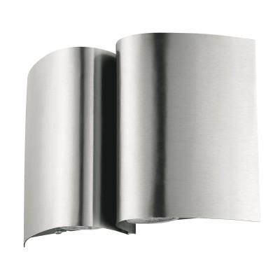 Eglo SUESA 94847 Уличный светодиодный настенный светильникНастенные<br>Обеспечение качественного уличного освещения – важная задача для владельцев коттеджей. Компания «Светодом» предлагает современные светильники, которые порадуют Вас отличным исполнением. В нашем каталоге представлена продукция известных производителей, пользующихся популярностью благодаря высокому качеству выпускаемых товаров.   Уличный светильник Eglo 94847 не просто обеспечит качественное освещение, но и станет украшением Вашего участка. Модель выполнена из современных материалов и имеет влагозащитный корпус, благодаря которому ей не страшны осадки.   Купить уличный светильник Eglo 94847, представленный в нашем каталоге, можно с помощью онлайн-формы для заказа. Чтобы задать имеющиеся вопросы, звоните нам по указанным телефонам.<br><br>Цветовая t, К: 3000<br>Тип цоколя: LED - светодиодная<br>Ширина, мм: 180<br>MAX мощность ламп, Вт: 4X2,5W<br>Глубина, мм: 75<br>Длина, мм: 265<br>Цвет арматуры: сталь