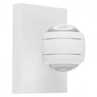 Eglo SESIMBA 94849 светильник уличныйНастенные<br>Обеспечение качественного уличного освещения – важная задача для владельцев коттеджей. Компания «Светодом» предлагает современные светильники, которые порадуют Вас отличным исполнением. В нашем каталоге представлена продукция известных производителей, пользующихся популярностью благодаря высокому качеству выпускаемых товаров.   Уличный светильник Eglo 94849 не просто обеспечит качественное освещение, но и станет украшением Вашего участка. Модель выполнена из современных материалов и имеет влагозащитный корпус, благодаря которому ей не страшны осадки.   Купить уличный светильник Eglo 94849, представленный в нашем каталоге, можно с помощью онлайн-формы для заказа. Чтобы задать имеющиеся вопросы, звоните нам по указанным телефонам.<br><br>Цветовая t, К: 3000 (теплый белый)<br>Тип лампы: LED<br>Тип цоколя: LED-MODUL<br>MAX мощность ламп, Вт: 2X3,7<br>Длина, мм: 130<br>Расстояние от стены, мм: 140<br>Высота, мм: 195<br>Оттенок (цвет): прозрачный<br>Цвет арматуры: белый<br>Общая мощность, Вт: 1